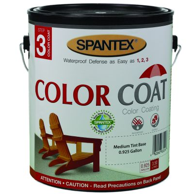 Step 3 – Color Coat